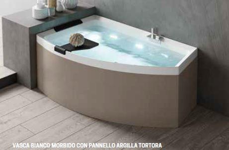 Vasca Da Bagno Incasso Novellini : Vasca divina o hydro plus idromassaggio