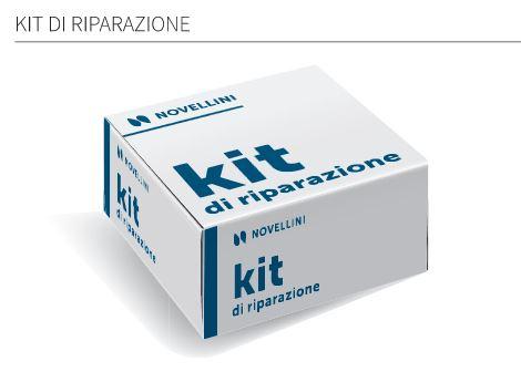 Riparare Piatto Doccia In Resina.Kit Di Riparazione Per Piatto Doccia Novosolid Novellini