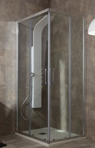 Box Doccia 70 X 90.Shower Box 70x90 Sliding Corner Opening